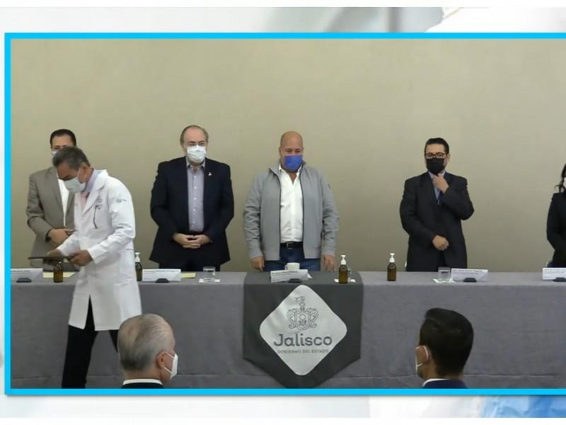 Reconocen a médicos de Jalisco
