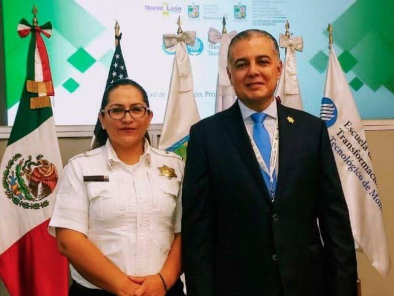 Reconocen a Policía Municipal de Querétaro
