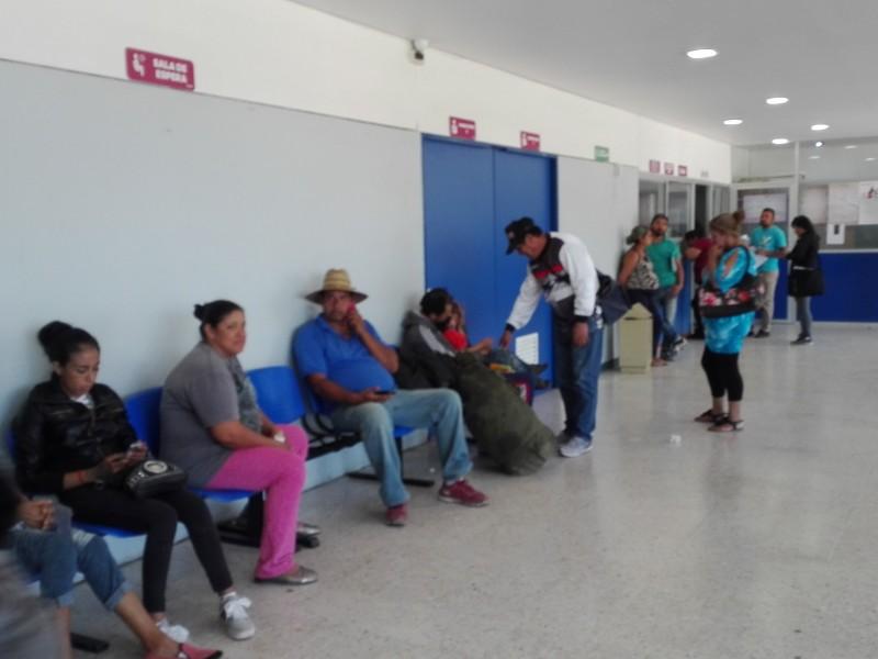 Reconocen deficiencias en Hospital General de Zamora