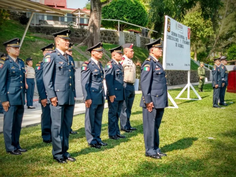Reconocen servicio y perseverancia de Militares