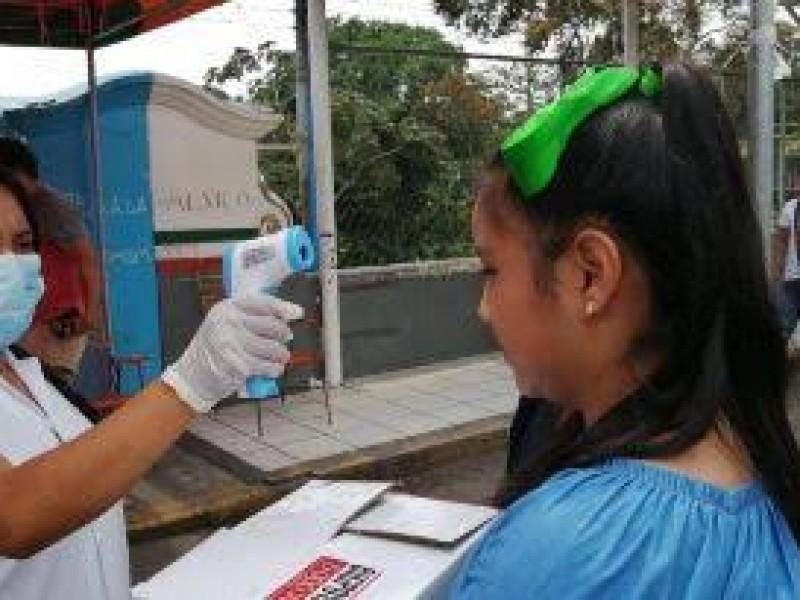 Reconocen trabajo en filtros sanitarios en Chiapas