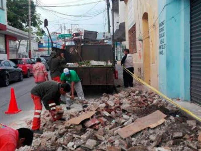 Reconstrucción en Chiapas avanza lento, concluirá hasta 2020