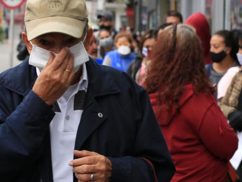 Récord Covid-19. México vive el día con más contagios