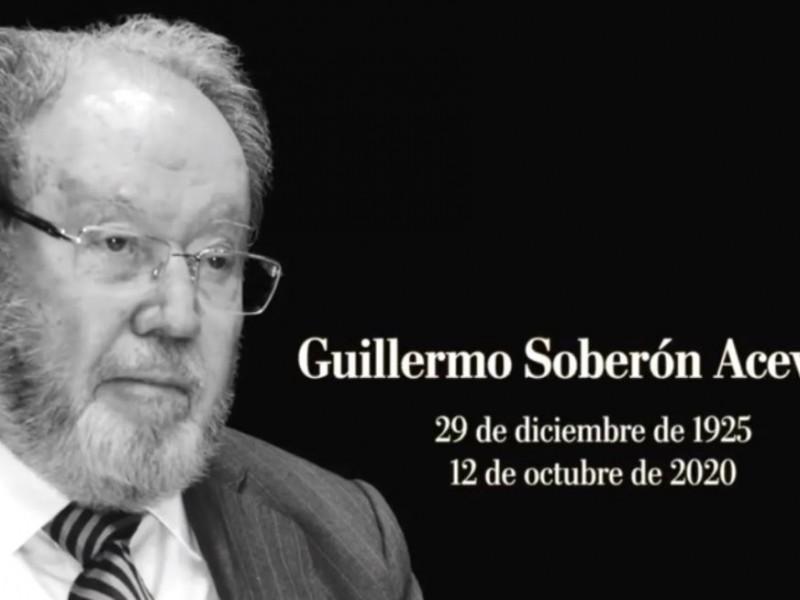 Recordando a Guillermo Soberón Acevedo