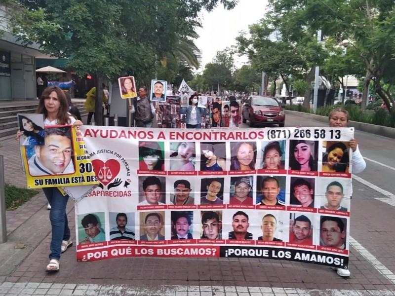Recorren Jalisco familias de 17 estados para buscar personas desaparecidas