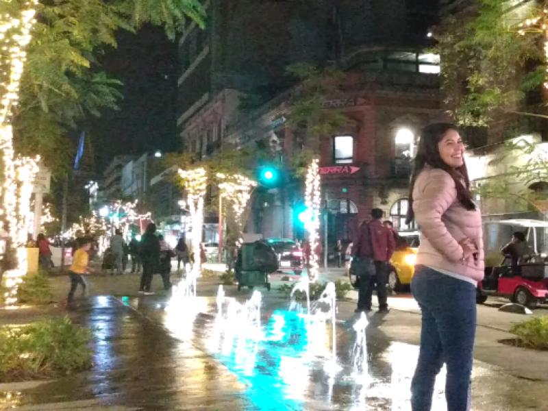 Recorren Paseo Fray Antonio Alcalde para reactivar el Centro tapatío