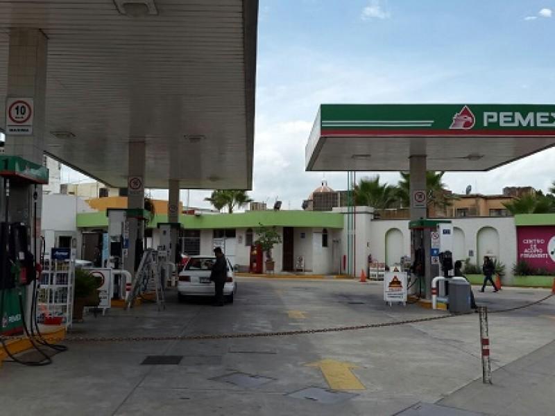 Recortan estímulos fiscales sin alterar precios de gasolinas