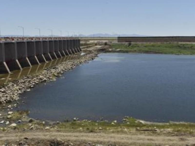 Recorte de agua en Río Colorado
