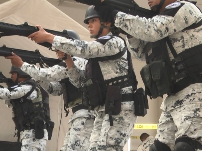 Recrudece violencia en Zacatecas: Guardia Nacional