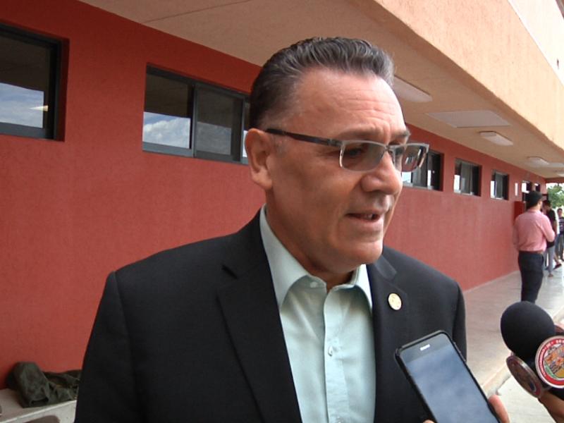 Rector de UNISON visita Campus de Nogales