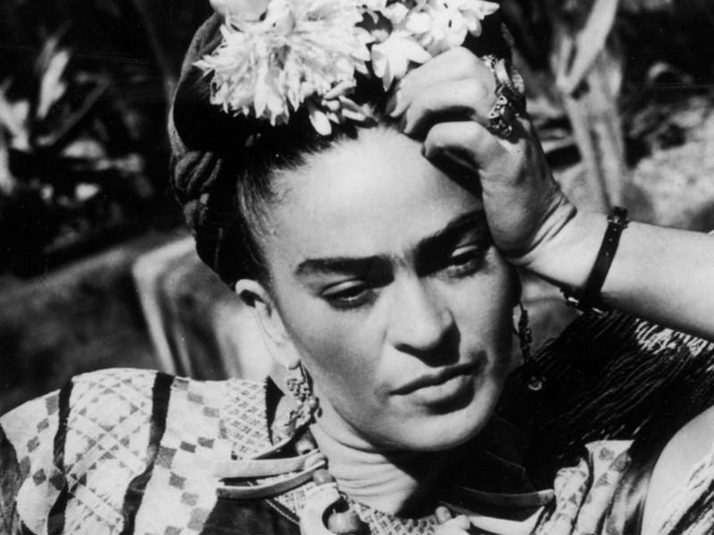 Recuerdan a Frida Kahlo en aniversario de su nacimiento