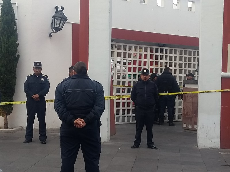 Sorpresivo operativo en Plazas Gastronómicas de Toluca