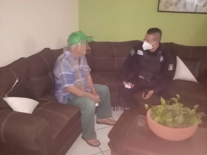 Recuperan a adulto de 76 años secuestrado virtualmente en Tecuala