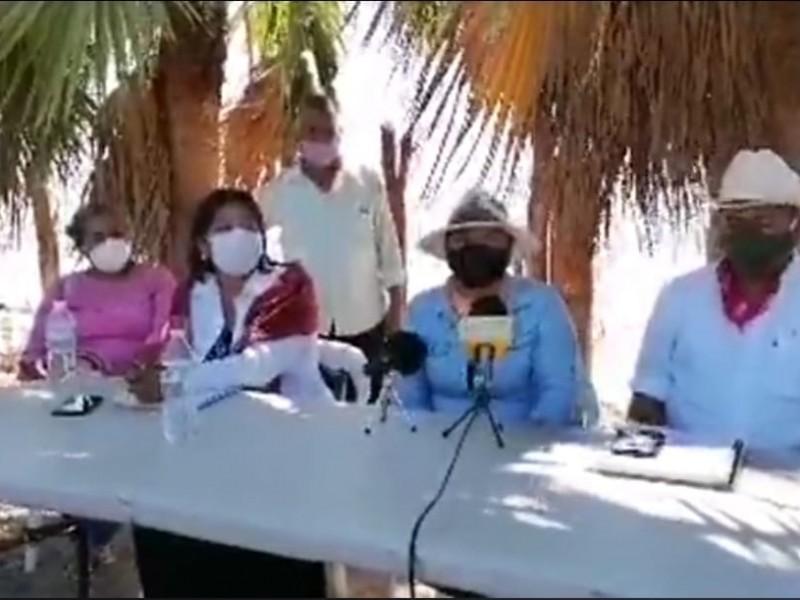 Recuperan amparo de Paredones en contra de planta de amoníaco