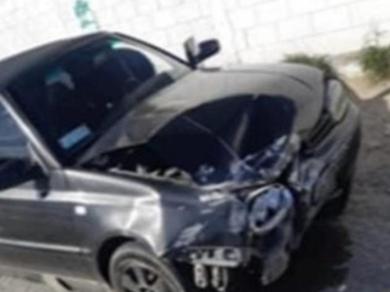 Recuperan automóvil robado