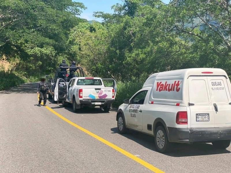 Recuperan vehículo de SSM, reportado robado en la Siglo XXI
