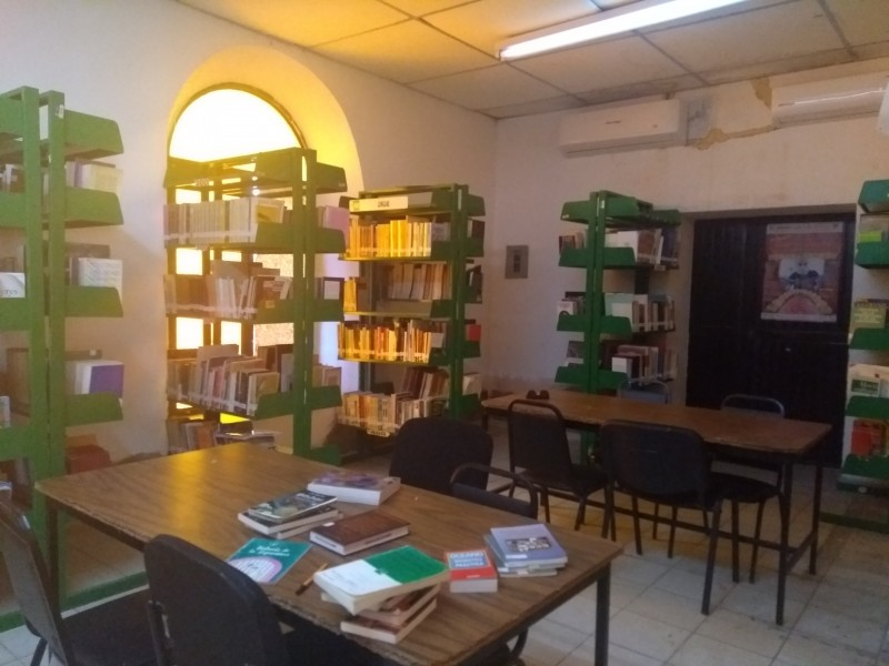 Recurso federal a bibliotecas de Los Cabos