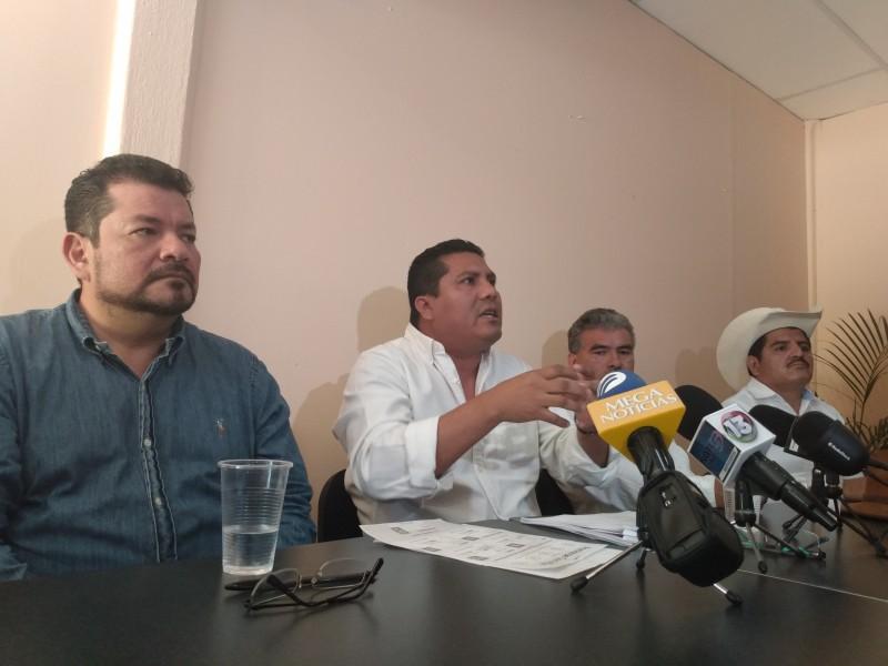 Recursos del campo se iban a corrupción: productores