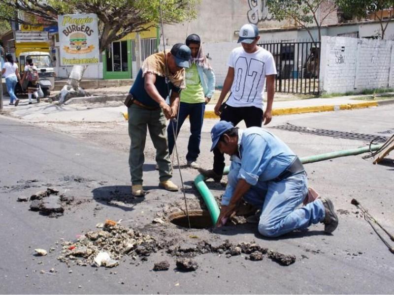 Red sanitaria colapsada ante asentamiento irregulares