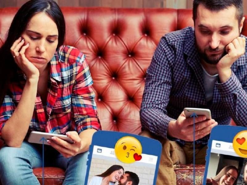 Redes sociales producen adicción y falsa felicidad