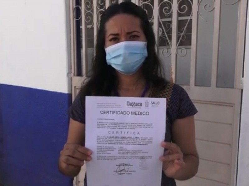 Redireccionarán y solucionarán pago de derechohabiente afectada en Tehuantepec