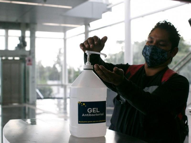 Reduce ocupación de camas covid en Jalisco
