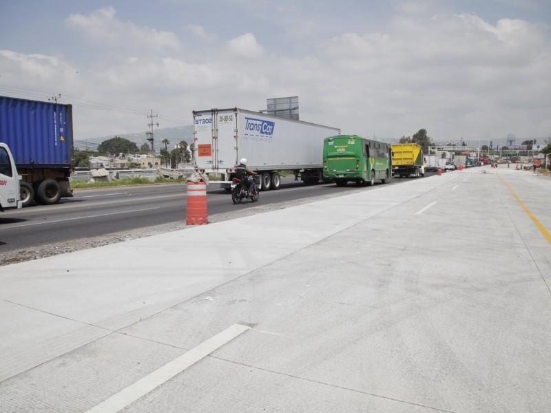 Reducirán carriles en El Mante por obras de Mi Macro
