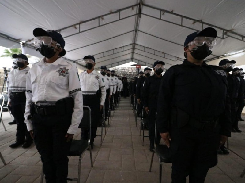 Reducirán número de cadetes en Academia de Policía de Torreón