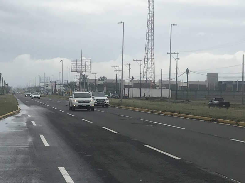 Instalarán 6 reductores de velocidad en Riviera Veracruzana