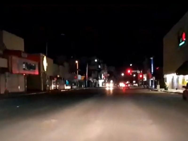 Reemplazarán luminarias en Avenida Serdán