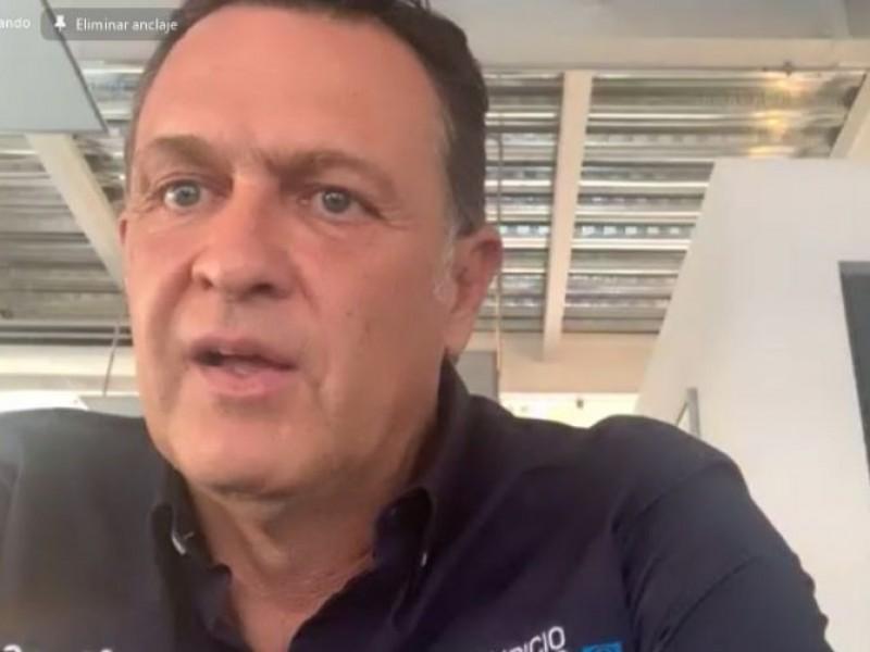 Refiere Mauricio Kuri que en Querétaro falta Ley Metropolitana