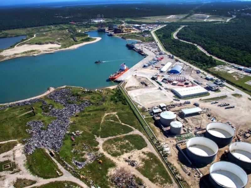 Refinería Dos Bocas está en marcha