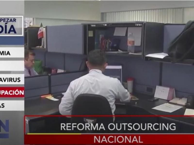 Reforma al outsourcing restará competitividad a México: Empresarios