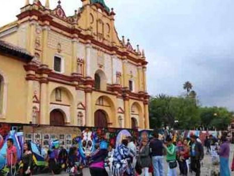 Reforzamiento de frente frío 26 en Chiapas