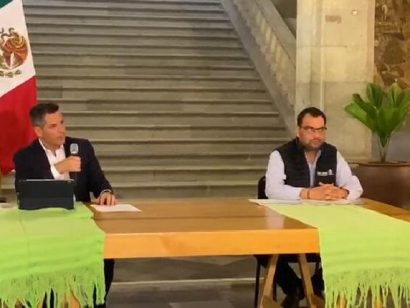 Reforzarán medidas preventivas por Covid-19 en Oaxaca