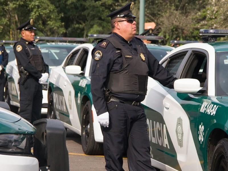 Reforzarán presencia policiaca en sectores de la CDMX