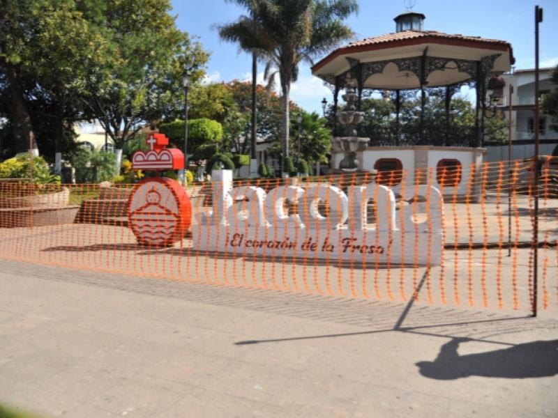 Refuerza Jacona medidas para una nueva movilidad ante contagios