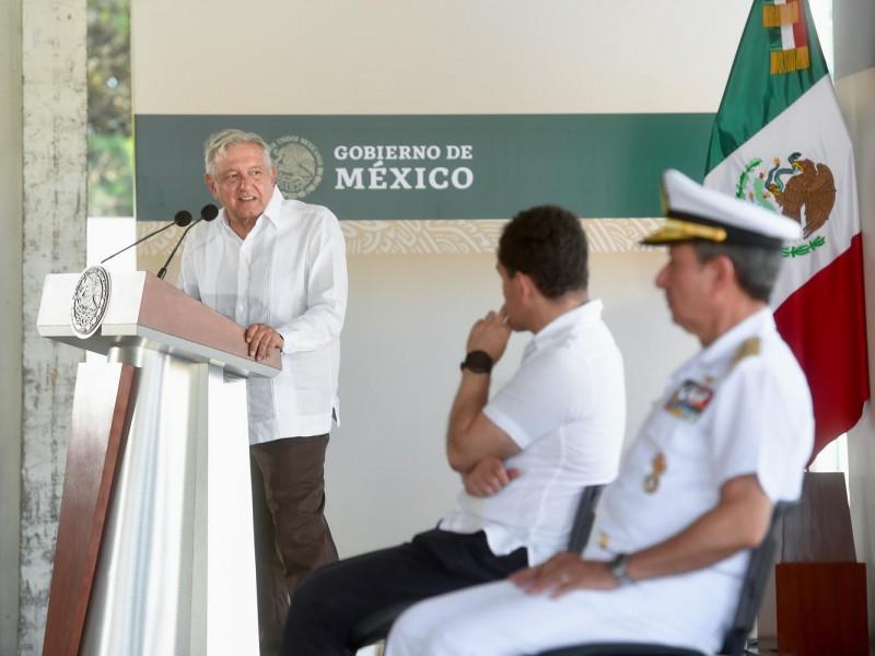 Refuerza Marina seguridad en los puertos del país