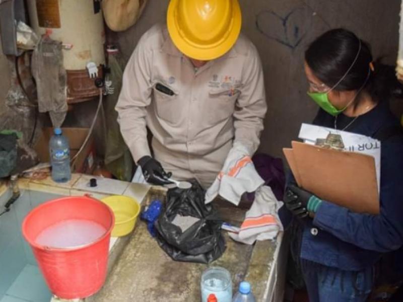 Refuerza Tangancícuaro acciones preventivas contra el dengue