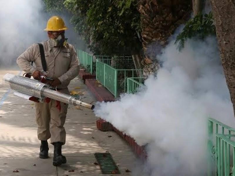Refuerzan acciones preventivas contra el dengue en Zamora