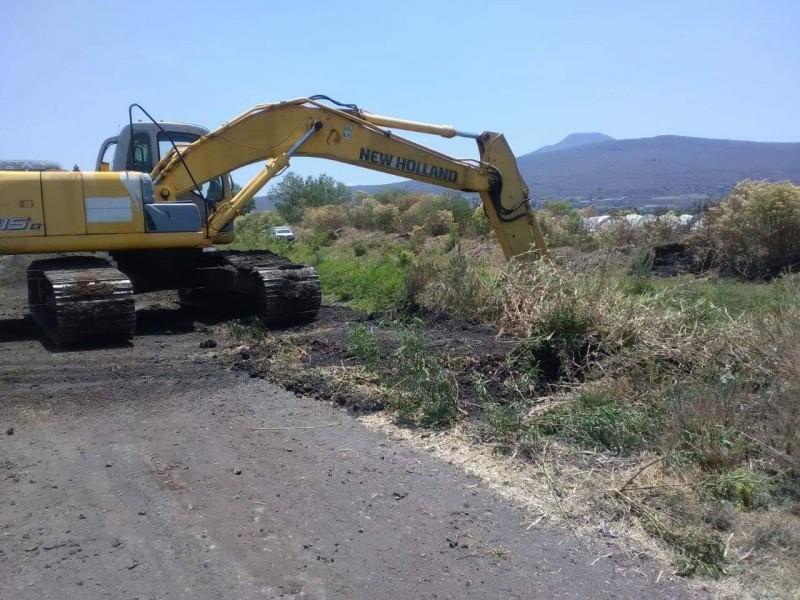 Refuerzan acciones preventivas contra inundaciones y encharcamientos parcelarios en Zamora