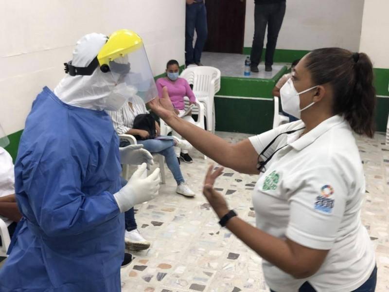 Refuerzan medidas de prevención contra el Covid en Tamiahua