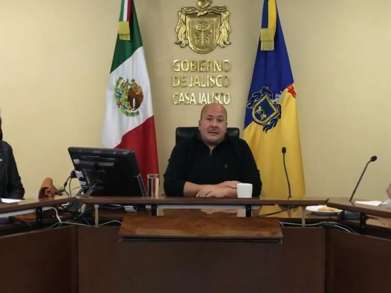 Refuerzan medidas de salud por Covid-19 en Jalisco