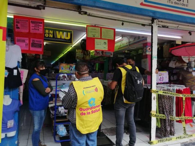 Refuerzan operativos de vigilancia y fomento sanitario en Zamora