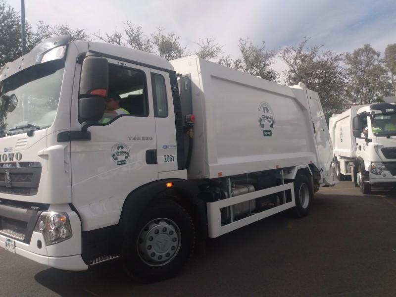Refuerzan recolección de basura en Tonalá