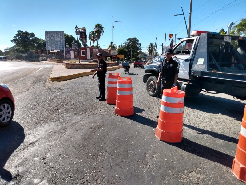 Refuerzan seguridad en Chiapa de Corzo