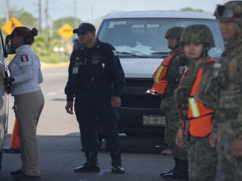 Refuerzan seguridad en Chiapas