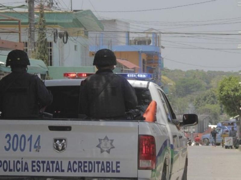 Refuerzan seguridad en Tuxtla Gutiérrez