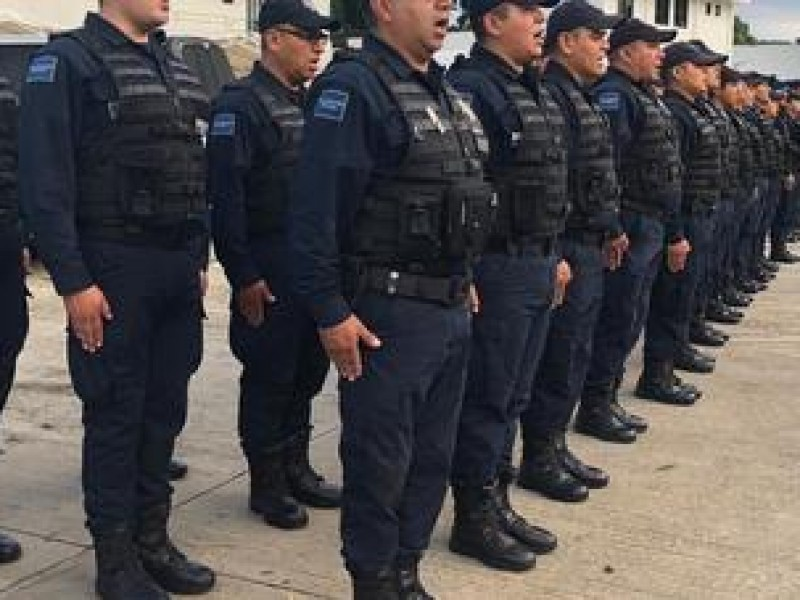 Refuerzan seguridad migratoria en Chiapas
