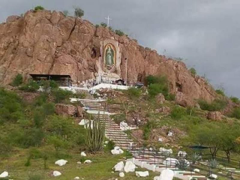 Refuerzan seguridad para feligreses de Guadalupe